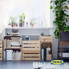 画像 : お家がスッキリ片付く!IKEAで買える便利な収納アイテム4選 - NAVER まとめ