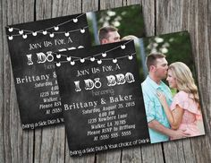 I Do BBQ Invitation by PGentryDesigns on Etsy https://www.etsy.com/listing/277830394/i-do-bbq-invitation