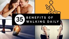 35 Benefits Of Walking Daily That You Should Know Benefits Of Walking Daily, Life Rules, Health And Wellness, Health Fitness