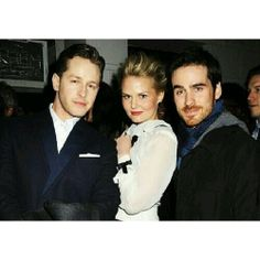 Once upon a time - Captain Hook - Colin O'donoghue - Killian Jones - OUAT - Emma Swan - Jennifer Morrison - Josh Dallas - David Nolan - Prince Charming