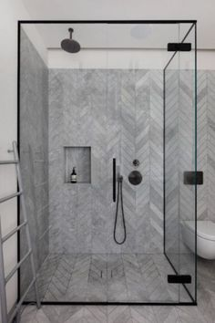 Understated Grays - Ombre Accents Any Interior Can Pull Off - Photos #bathroomremodelingideas