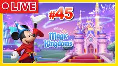 Disney Magic Kingdom #45 - Live Stream