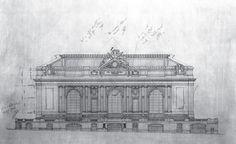 A Centennial Sketchbook for Grand Central Terminal