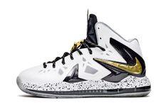 Kicks Deals – Deal of the Day: Nike LeBron X P.S. Elite+ White/Metallic Gold