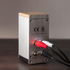 Bluetooth Receiver by Joey Roth | MONOQI