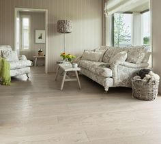 Flooring to all the main rooms