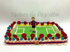 Tarta Chuches F.C. Barcelona
