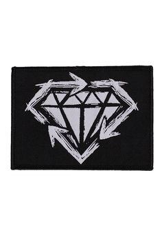 Stick To Your Guns - Diamond - Patch - Stick To Your Guns - Official Merchandise Online Shop - Impericon.com Worldwide