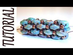 Nazo Tekniği ile Bileklik Yapımı - YouTube