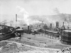 Bethlehem Steel Mills | Growing up in Johnstown, PA ...