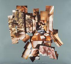 David Hockney, 'Gregory Reading in Kyoto,' 1983, Galleria il Ponte