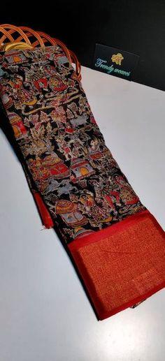 Buy Beautiful soft chanderi printed sarees with blouse Kota Silk Saree, Indian Silk Sarees, Soft Silk Sarees, Cotton Saree, Organza Saree, New Saree Blouse Designs, Latest Saree Blouse, Floral Print Sarees, Printed Sarees