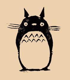 Totoro..!