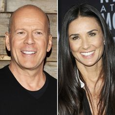 Friendly Exes!: Bruce Willis and Demi Moore Reunite for Daughter Rumer's 'DWTS' Debut