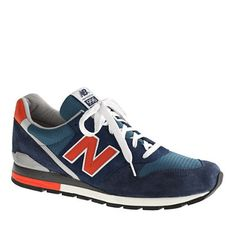 New Balance for J.Crew 996 Sneakers