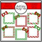 6 high quality graphics for personal and commercial use!  -png versions only (for layering)  Use these cute little Christmas frames to bring a litt...