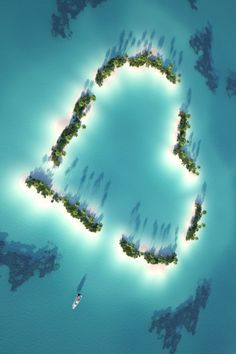 Island of Love, Caribbean