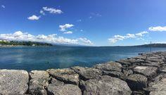 Geneva Lake, Switzerland, June 2017