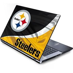 Pittsburgh Steelers Laptop Skin