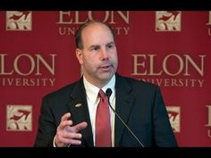 ▶ Q&A with Elon Head Football Coach Rich Skrosky - Elon University introduced Rich Skrosky as the new Phoenix head football coach on Dec. 12, making Skrosky the 21st head football coach in school history and the man who will guide Elon as it moves to the Colonial Athletic Association for the 2014 season. Skrosky answered questions from the media after a press conference in the Hendrickson Football Center.