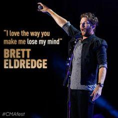 Brett Eldredge #BrettEldredge