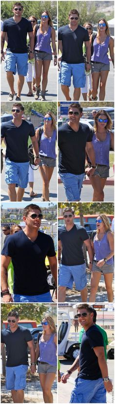 Jensen and Danneel - Malibu Chili Cook-off 2012 edit by Krista