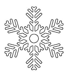 Free Printable Snowflake Templates – Large & Small Stencil Patterns - What Mommy Does Snowflake Template, Paper Snowflakes, Snowflake Pattern, Snowflake Printables, String Art Templates, String Art Patterns, Stencil Patterns, Pattern Art, Snowflakes