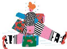 Fast Fashion: Germans buy 60 new pieces of fashion per year ... I am behind...