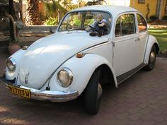 1970 VW Beetle -  Submitted H.P. Drobisch