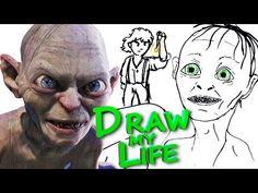 ▶ DRAW MY LIFE - Gollum - YouTube