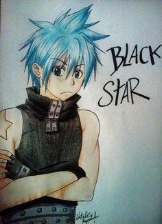 Black Star by Killjoy-Chidori