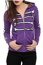 Abbey Dawn jacket from Hot Topic.