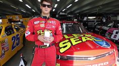 Nascar driver, Landon Cassill, answers questions from Flex Seal social media fans.  http://www.FlexSealProducts.com  Landon Cassill Social Media Q&A pt. 2