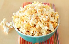 These NEW popcorn #recipes make the PERFECT snack!