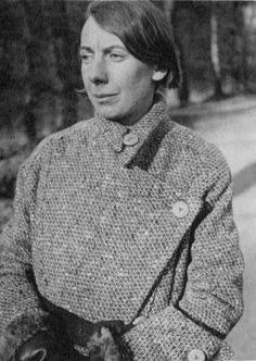 Portrait von Söre Popitz, ca. 1924 © Depositum Stöhr / Stiftung Bauhaus Dessau 2011, Inv.-Nr.: I44190