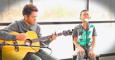 Aldrich and James just knocked my socks off with their cover of Kari Jobe's 'Steady My Heart'. I was praying with every word they sang. Yes Lord you steady my heart!