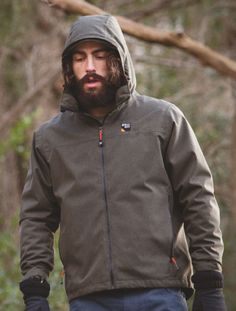 Challenge changeable weather with the Crag 3 in 1 from Sprayway, a versatile shell and fleece combo which gives you control over how you dress for the outdoors. The fully waterproof shell is constructed from exclusive 2 Layer Hydro-dry fabric which sheds the heaviest downpours with ease and has an interactive zip which allows you to zip-in the fleece layer when you need more protection. Product Code: #180050