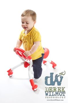My son loves riding his Ybike Pewi! Great ride-on for infants and toddlers.