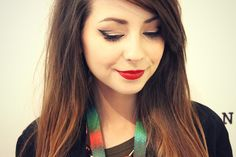 If I could just look like Zoella all of the time, I'd be so happy.