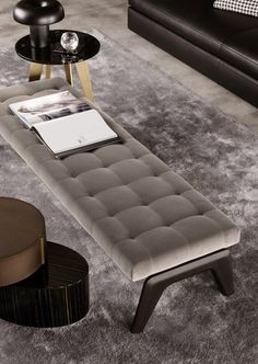 Minotti - bench seating
