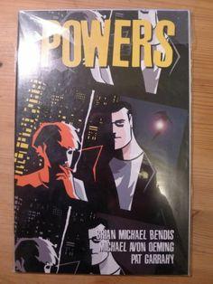 Comic Powers 3 2000 Image VF NM | eBay