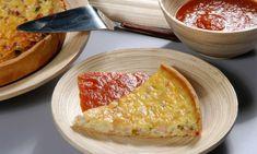 Receta de Quiche de panceta y queso