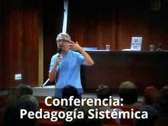 """Conferencia de Pedagogía Sistémica de Carles Parellada: """"La educación, u..."""