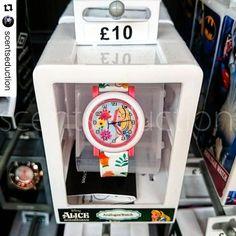 NEW pretty Alice in Wonderland watch from Asda 💗#Repost @scentseduction (via @repostapp) ・・・ I was tempted #scentseduction #asda #asdastores #asdafind #Disney #disneyaddict #Disneyland #disneylife #disneyfind #disney #disneyuk #disneyworld #disneyland #dlp @asda  via ✨ @padgram ✨(http://dl.padgram.com)