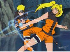 Naruto Uzumaki, Naruto And Sasuke, Anime Naruto, Anime Ninja, Naruto Girls, Anime Oc, Naruto Art, Gaara, Sasunaru