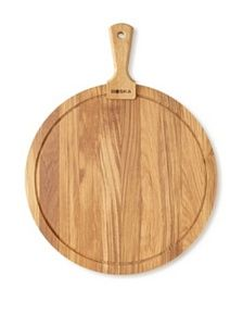 Boska Holland Life Collection Friends Round Wood Cheese Board with Handle, Large by Boska USA. $93.56. Made from European white oak wood; natural color. Part of the Boska Holland Life Collection of products. Round cutting board with handle. Measures 15.7-Inch diameter; hangs for easy storage. Hand wash or wipe clean; made in the Phillipines. At Boska Holland we've been crazy about cheese for over 100 years. It all started near Gouda, home of the original Gouda cheeses...