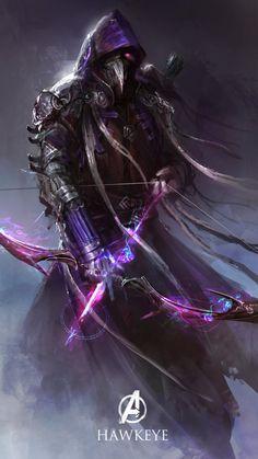 Dark Fantasy Art, Fantasy Kunst, Fantasy Armor, Medieval Fantasy, Dark Art, Fan Art Avengers, Avengers Characters, The Avengers, Fantasy Characters