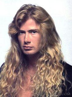grafika dave mustaine and gitara prowadząca Dave Mustaine, Davey Wavey, Nick Menza, Marty Friedman, David Ellefson, Best Rock Music, Skinny Guys, Thrash Metal, Music Icon