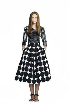 Marimekko for Banana Republic summer 2014