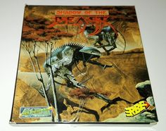 Shadow of the beast Amstrad Disco Erbe COMPLETO